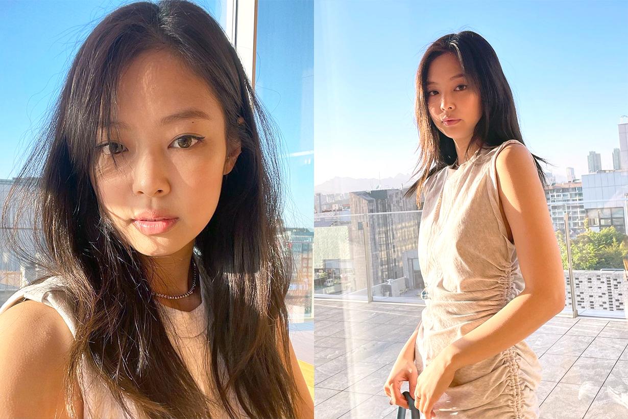 BLACKPINK Jennie Lisa Rose Jisoo Celebrities Handbags JACQUEMUS 2021 Spring Summer korean idols celebrities singers girl bands