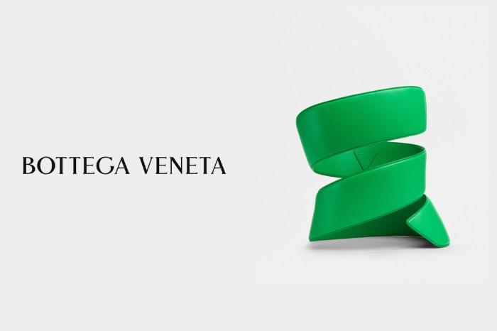 人氣不輸他們家的手袋!Bottega Veneta 的這款腰帶上架後就瞬間被搶光!