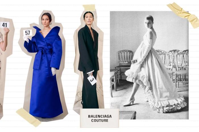 等了半個世紀:Balenciaga 高訂,有多少讓人雞皮疙瘩的地方?