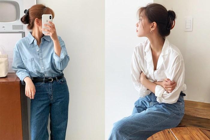 韓國女生的小機心!頭髮又長又厚的她們,會這樣使用鯊魚夾!