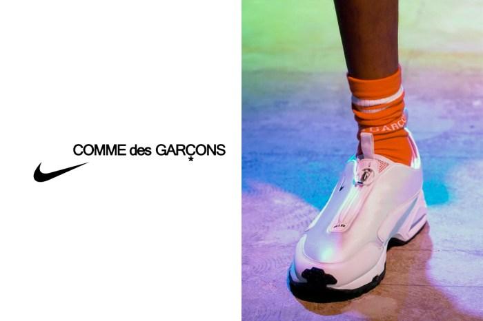 帥女生新目標:COMME des GARÇONS x Nike,挑中了冷門經典款!