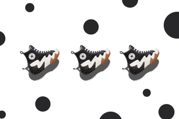 下一個爆紅款:Converse 厚底帆布鞋,Run Star Motion 超級增高!