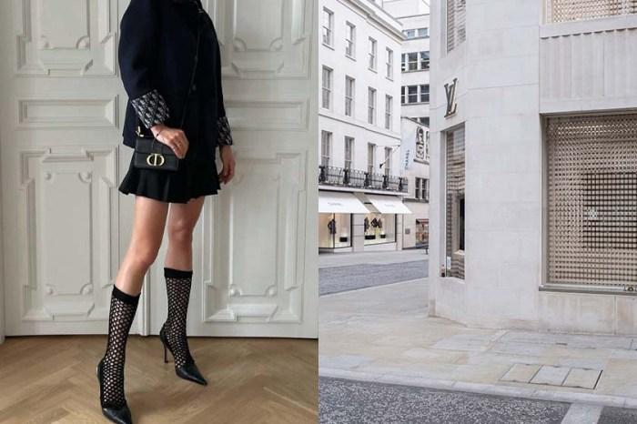 LVMH 業績強勁反彈,Louis Vuitton、Dior 手袋比疫情前更搶手?