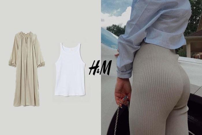 低至 5 折起:H&M 最有誠意折扣季,5 件時髦女生先搶先贏單品!