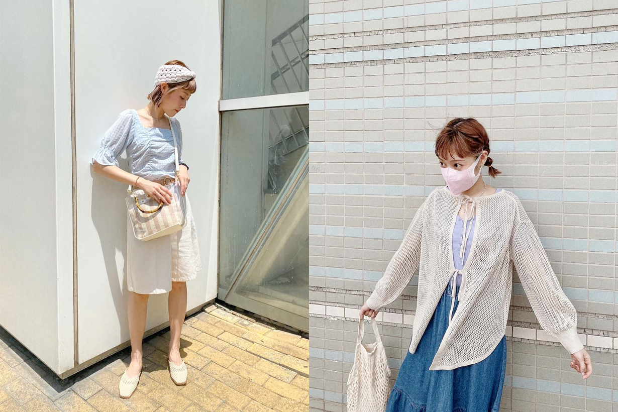 GU staff nico hong kong styling ig items outfit inspiration