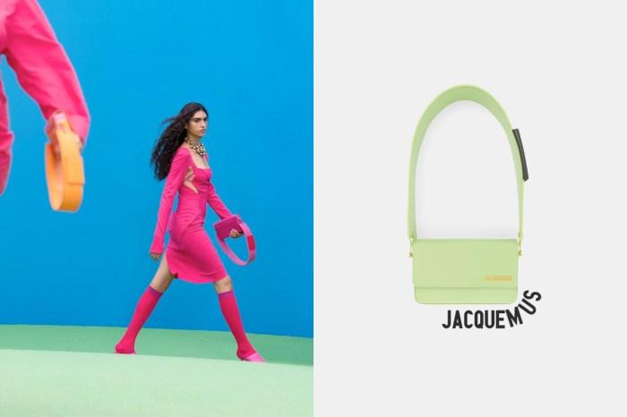 Jacquemus 新手袋登場:必備的翻蓋包,這個尺寸剛剛好!