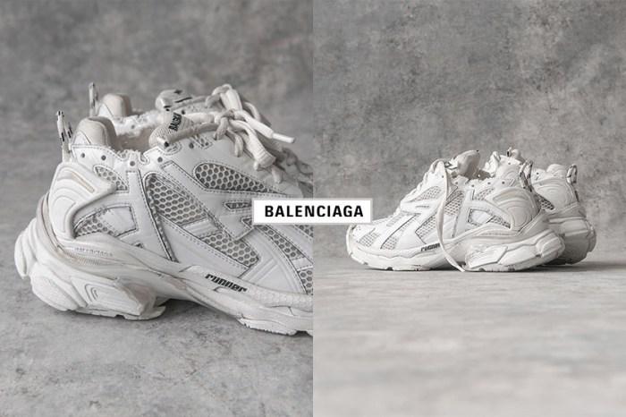 下一雙爆款:Balenciaga x KITH 限量款波鞋,怎麼穿怎麼率性美!