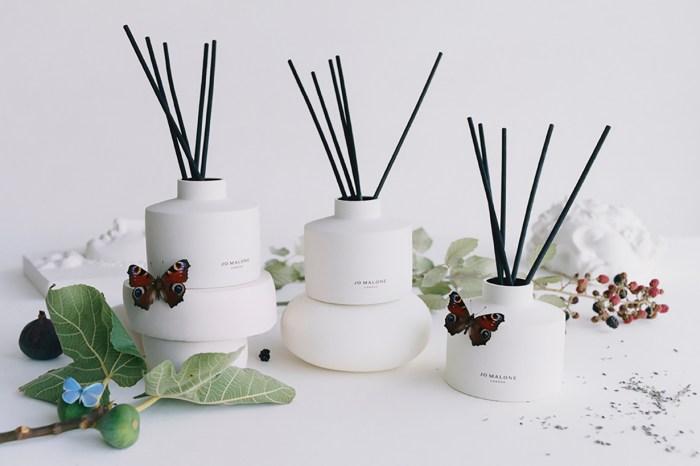 讓你擁有氣質滿滿的家!Jo Malone London 推出 Townhouse 白瓷工藝居室系列