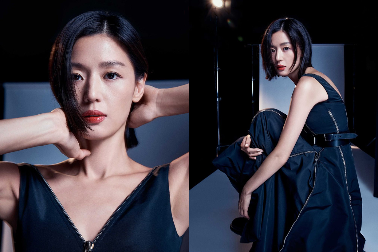 Jun Ji Hyun Celebrities Skincare Tips Keep Fit Tips korean idols celebrities actresses