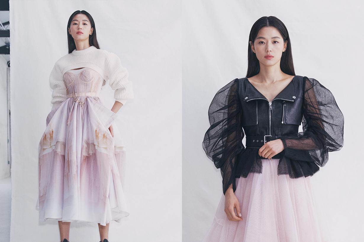 Jun Ji Hyun Netflix Kingdom Kingdom: Ashin of the North Middle Length Hairstyles korean idols celebrities actresses