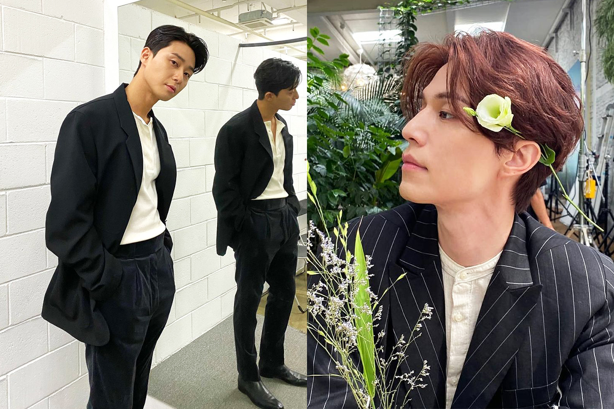 Korean Idols celebrities actors perfume Lee Dong Wook Park Seo Jun Hyun Bin Lee Min Ho Gong Yoo  Kim Soo Hyun Song Kang Creed Byredo YSL Chanel The Body Shop Bvlgari Celluver