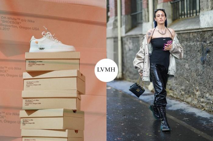 LVMH 成 Off-White 最大股東,偷偷期待 Louis Vuitton 聯名?