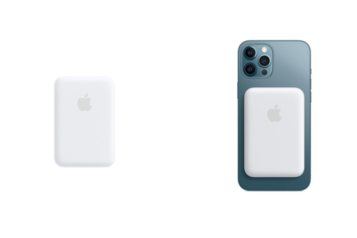 出門帶它就夠:Apple 推出磁吸式電池,100% 更方便!