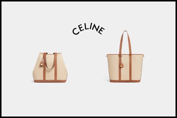 上班族超心動:Celine Cabas 變身手袋,本季實背手袋 No.1!