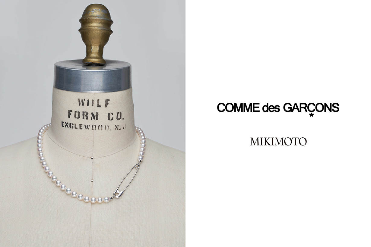 MIKIMOTO COMME des GARÇONS vol 2 where buy price taiwan