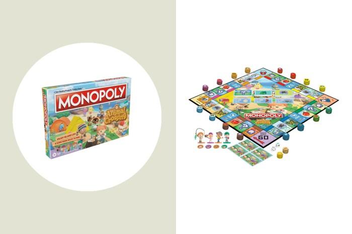 Monopoly x 任天堂:《動物森友會》限定版,連玩法都不一樣!