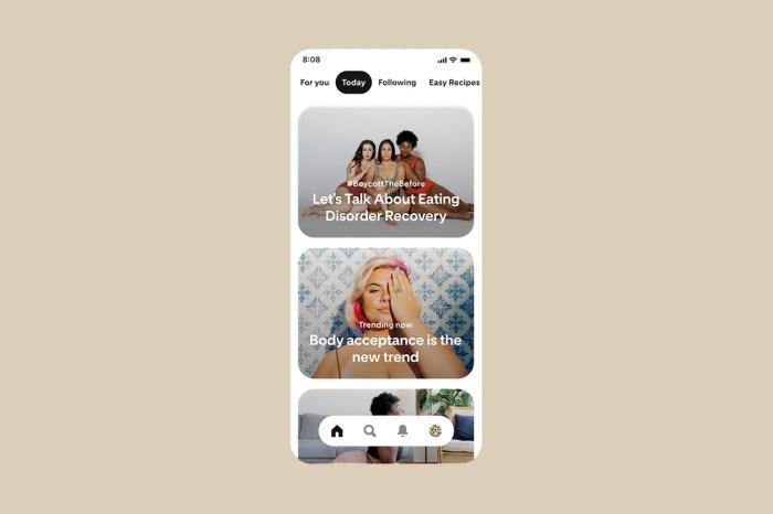 花費心力,只為了改變:Pinterest 決定全面禁止瘦身廣告!