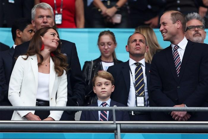 喬治王子跟父母現身歐國盃現場,卻因這原因被預測將會減少曝光!