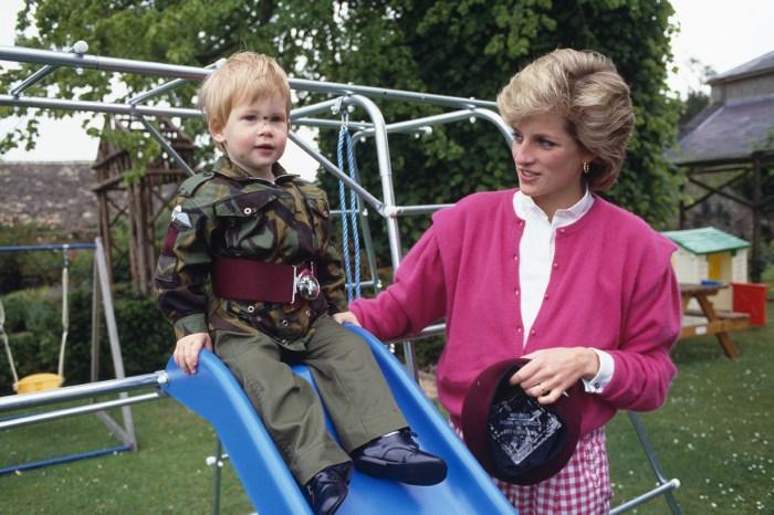 回顧戴安娜王妃最後的生日,來自哈里王子的一通電話暗藏洋蔥!