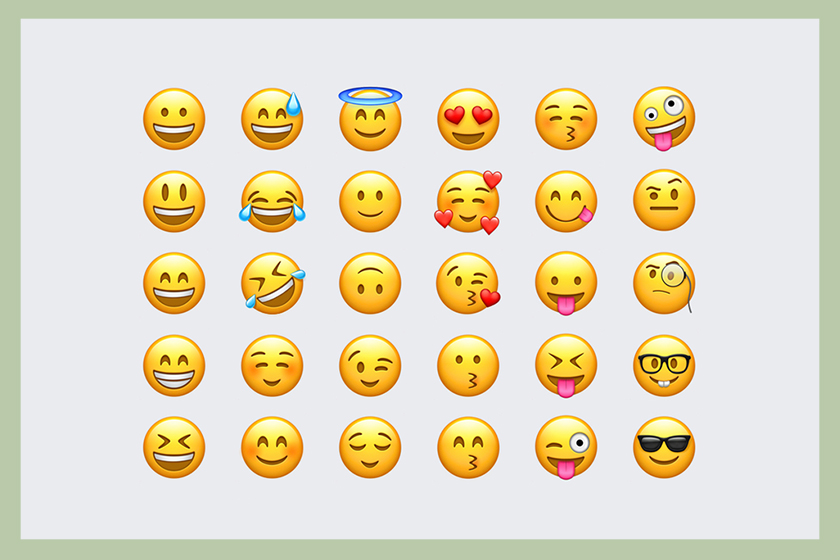 psychological test emojis hidden characteristics