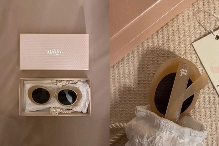 如糖果般可愛:Bibiy 復古墨鏡,以法國女生為靈感在 IG 上爆紅!
