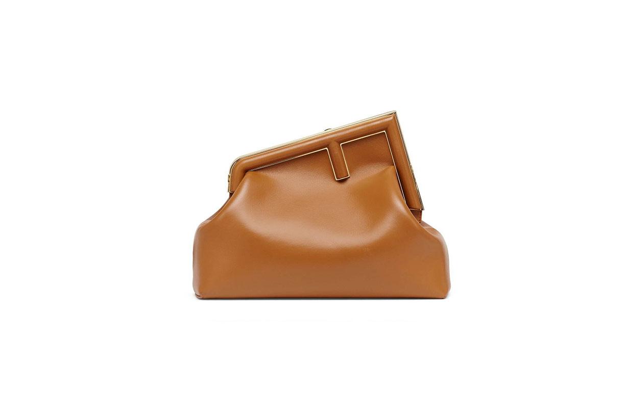 Fendi first 2021fw handbags Kim Jones