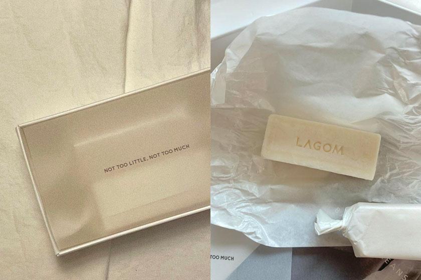 Korean beauty brand LAGOM