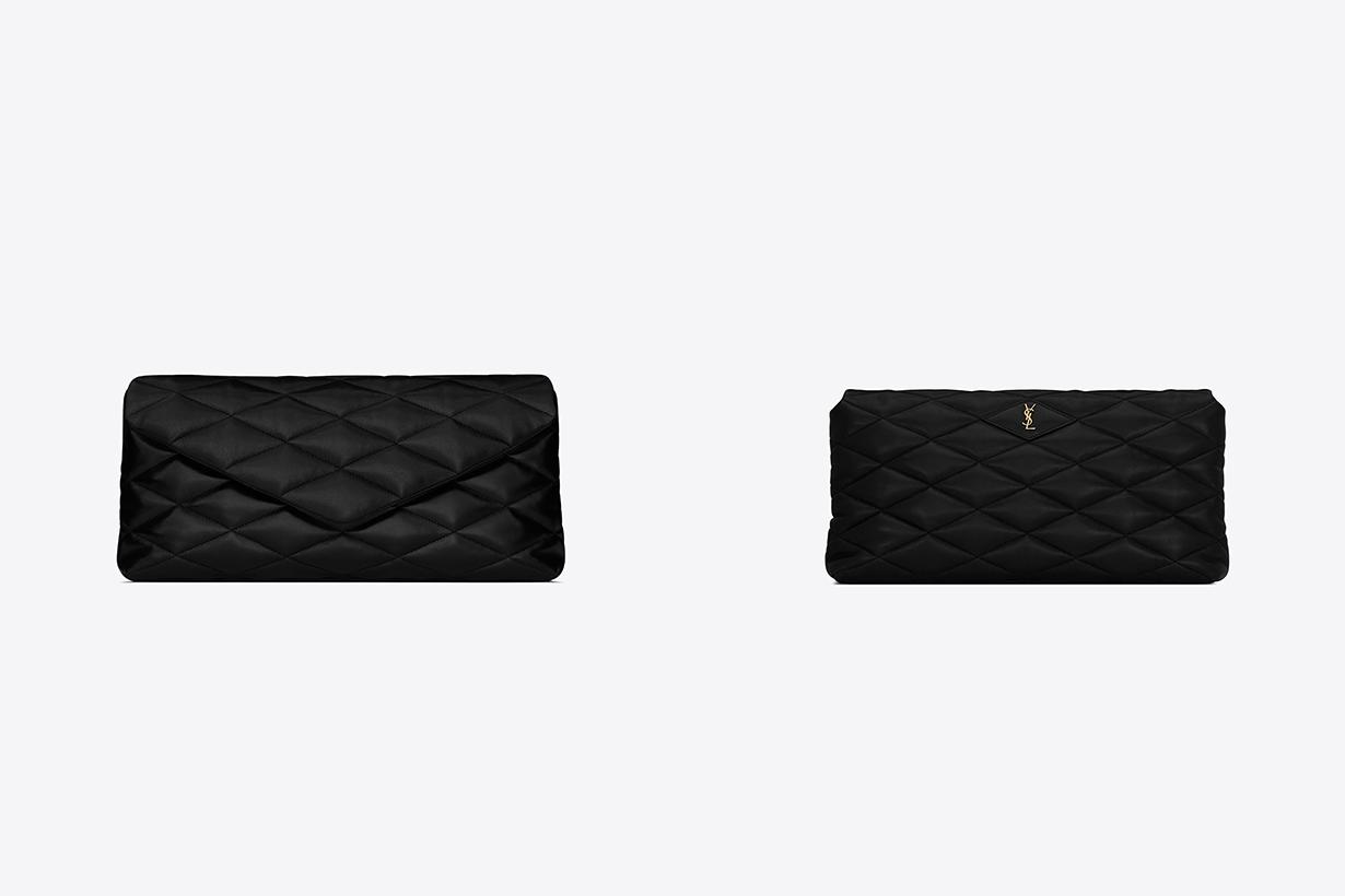 saint laurent puffer sade handbags 2021ss