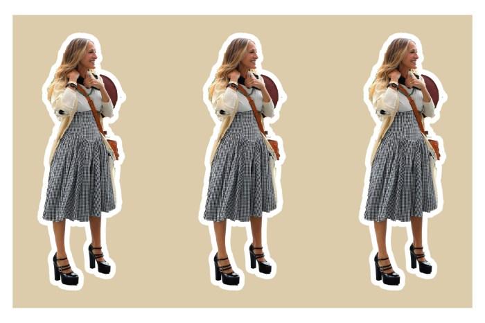 《色慾都市》回歸:真正的帶貨女皇 Carrie Bradshaw 透露今年流行鞋款