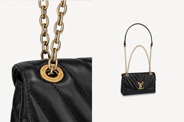 Louis Vuitton New Wave 手袋重新登場,2 個細節讓它更受歡迎?