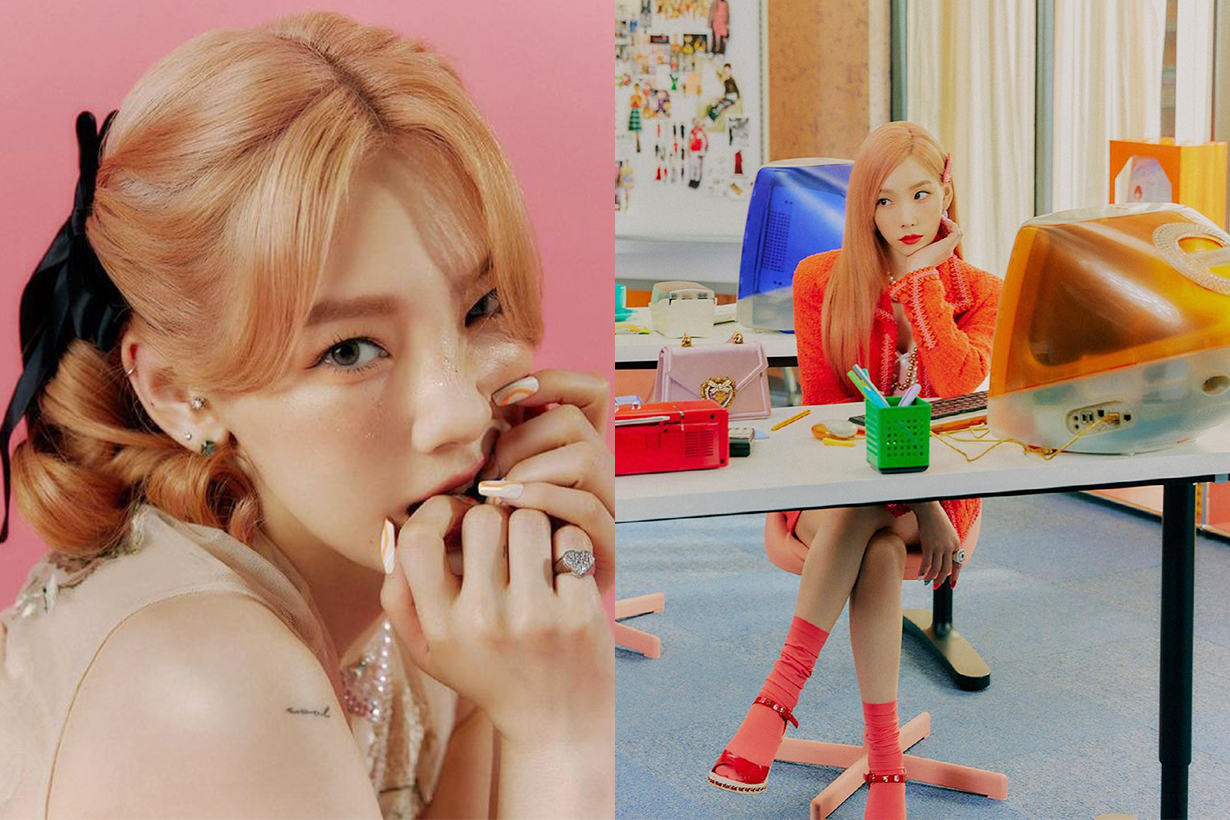 Taeyeon Kim Girls' Generation Weekend Single Haters Instagram Story SM Entertainment Feminism Korean idols celebrities singers girl bands