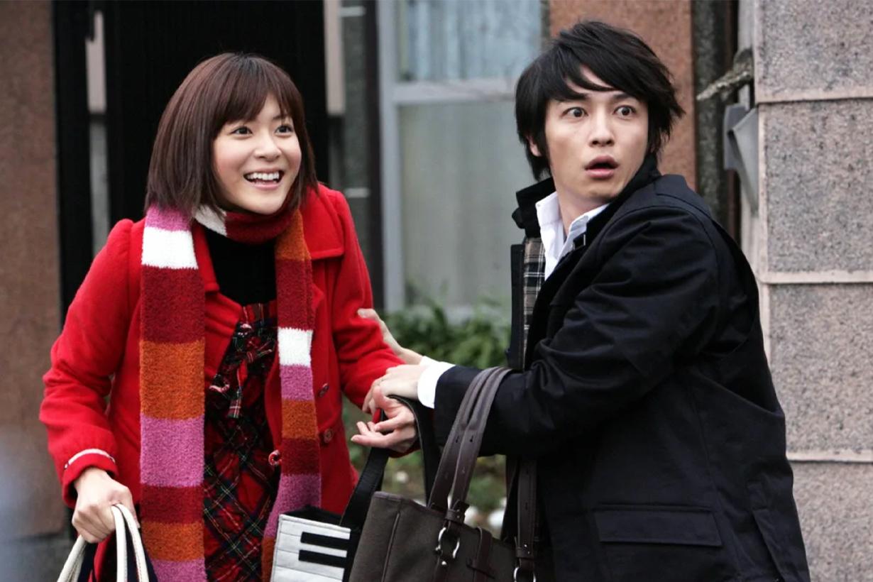 Ueno Juri Nodame Cantabile Fuji TV Noda Megumi sho_wada_triceratops celebrities couples japanese idols celebrities actresses singers