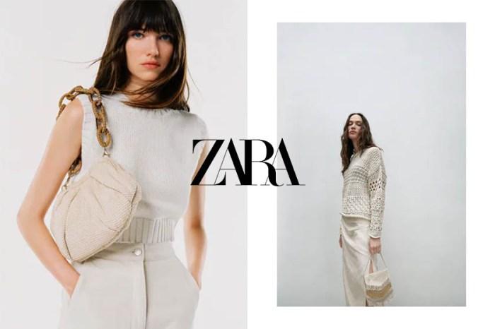 平價高級感:從 ZARA 特價區內挖出 10 款手袋,全都不過 HK$200!