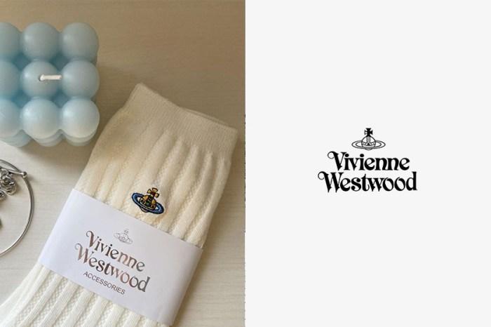 Vivienne Westwood又將刮起熱潮?日本女生穿上這雙超可愛星球襪!