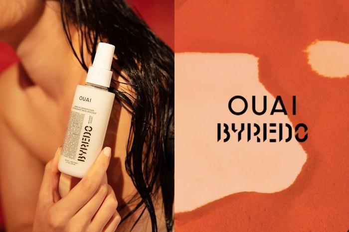 再度驚喜聯名:OUAI x Byredo 這次推出的護髮品還有香水功效!