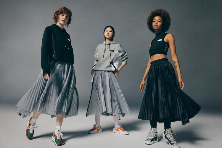 多位名人、藝術家出鏡拍攝:搶先預覽期待已久的 Nike x Sacai 聯名系列!