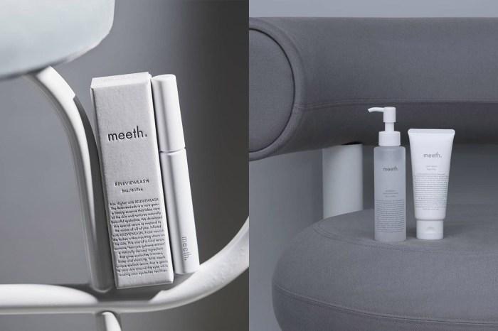 來自日本小眾保養品牌 meeth:最受關注的是這款「睫毛修護液」
