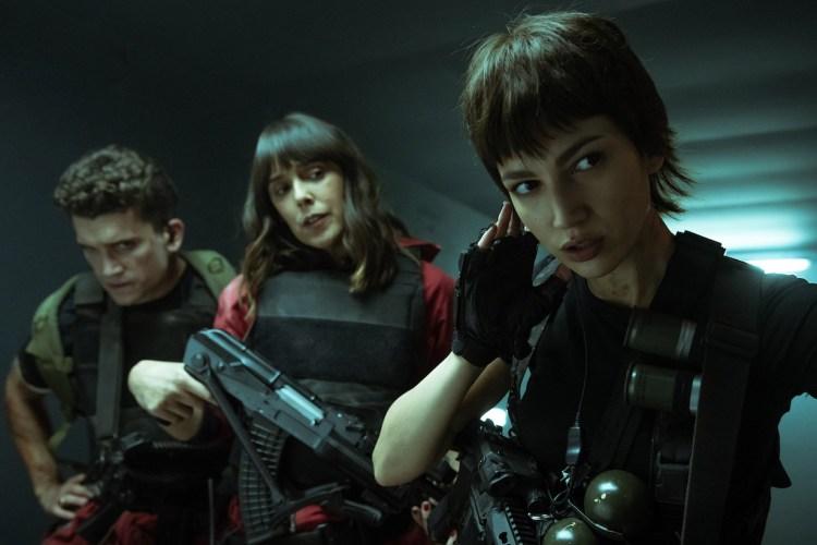 屏氣凝神的一分半:Netflix 影集《紙房子》第五季正式預告、劇照釋出!