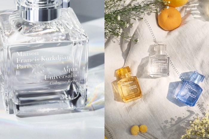 最浪漫的情人節:Maison Francis Kurkdjian 三款可以與他一起使用的中性香調!