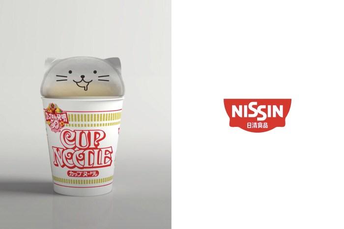 引起熱議的日清「貓耳泡麵」被網友發現隱藏版,只有 6% 機率買到!