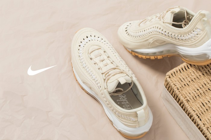 奶油焦糖色+編織設計!這雙 Nike 新上架波鞋女生都搶著入手!