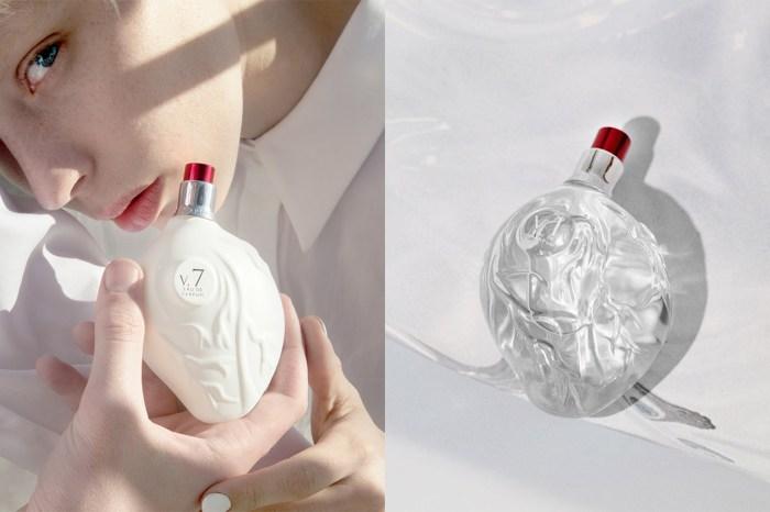 為你獻上我的心臟:小眾香水品牌 Map of the Heart 是如此令人著迷!