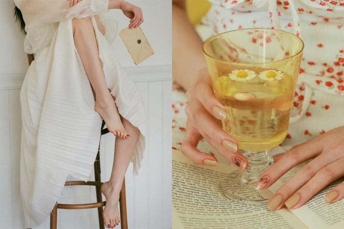在家也能自己完成的「光療指甲貼」,這三個品牌最受韓國女生喜愛!