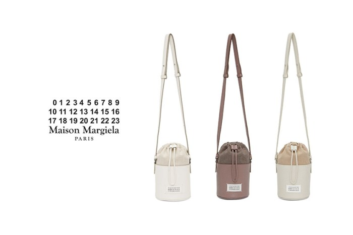 顏色+尺寸都超可愛!Maison Margiela 迷你水桶包 4 個配色很難抉擇!