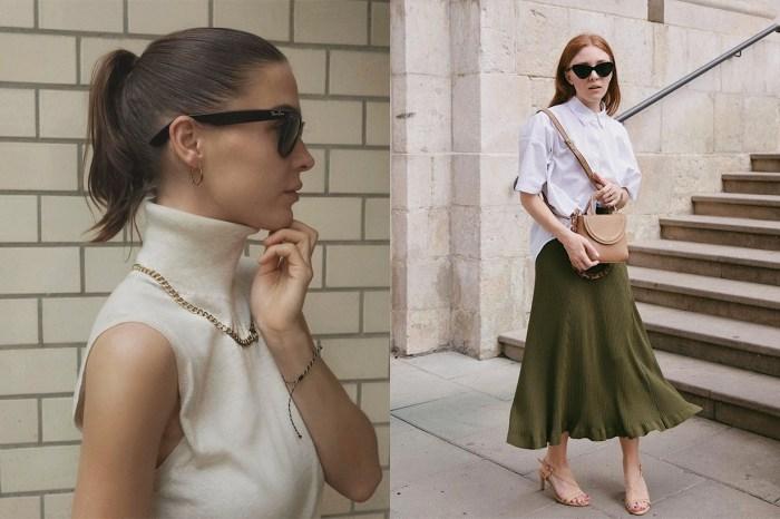 迎接秋季的來臨, 歐美流行的 4 個時尚微趨勢
