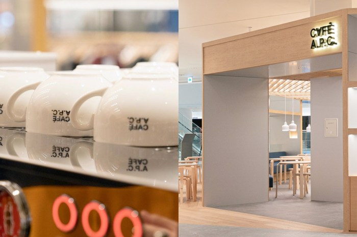 CAFÉ A.P.C. 南韓第 1 間咖啡廳:有得喝有得逛,還有 Home-made 美食!