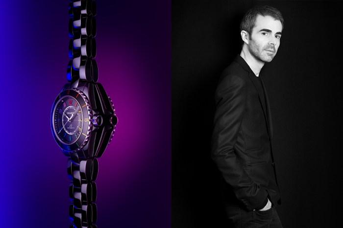 不慍不火的優雅,藏在 CHANEL 腕錶創意工作室的幕後推手 Arnaud Chastaingt!