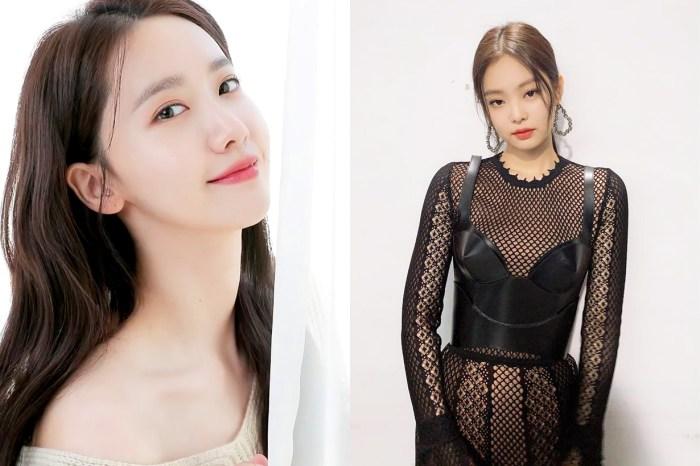 同一條連身裙,到底是優雅允兒或甜美 Jennie 更能駕馭?
