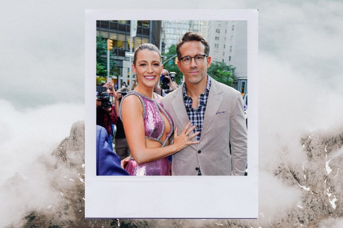 Blake Lively 和 Ryan Reynolds 證明了,有時候甜言蜜語也不夠玩笑話來得浪漫!