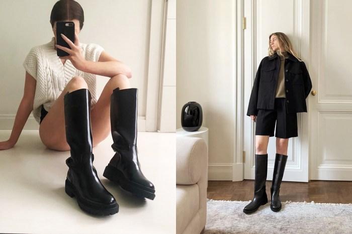 今季秋冬靴子購物重點,讓雙腳能美滿渡過整個季節!